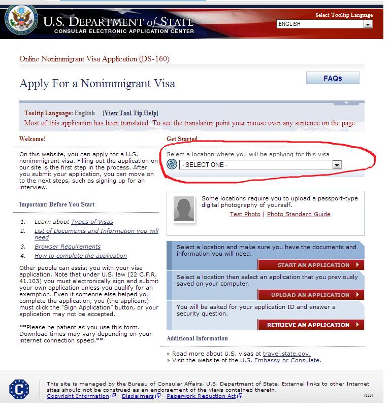 образец заполнения анкеты на визу в сша ds-160 на русском для женщин
